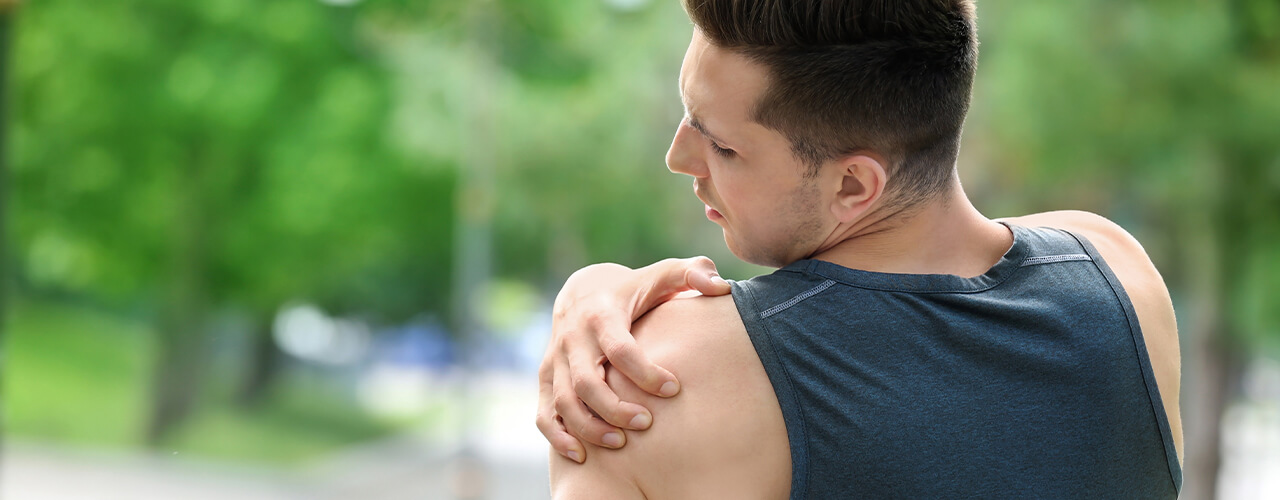 Shoulder Pain Relief Attleboro, MA